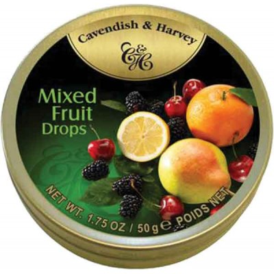 Cavendish & Harvey Mixed Fruit Drop