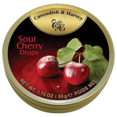 Cavendish & Harvey Sour Cherry Drops