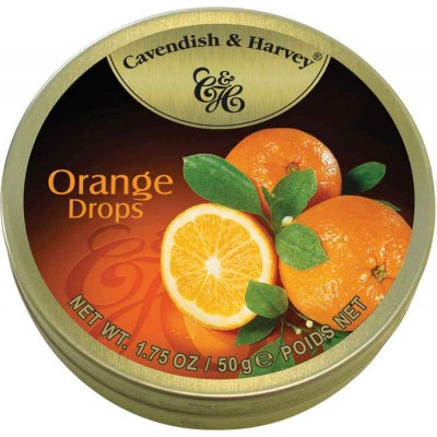 Cavendish & Harvey Orange Drops