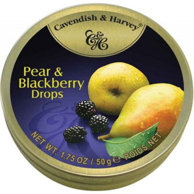 Cavendish & Harvey Pear and Blackberry Drops