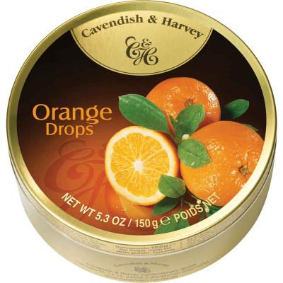 Cavendish & Harvey Orange Drops