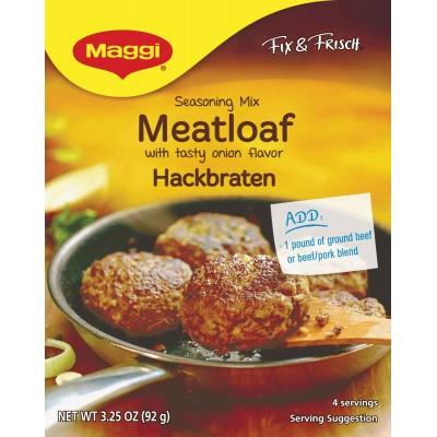 Maggi Meatloaf