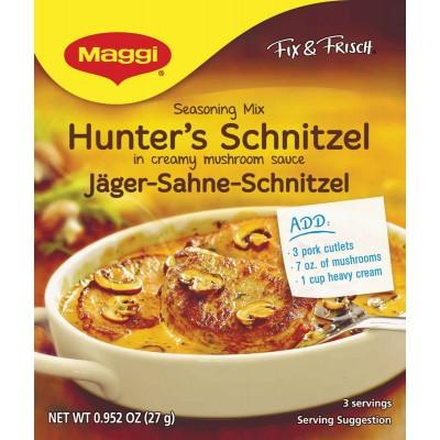 Maggi Jager Schnitzel (Hunter)
