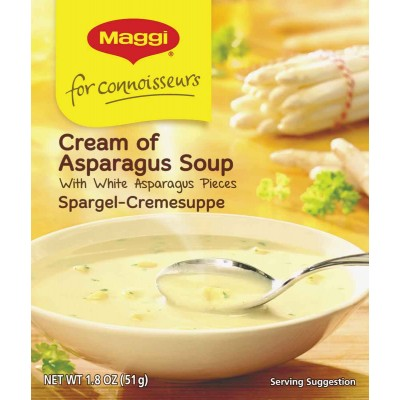 Maggi Cream of Asparagus Soup Mix