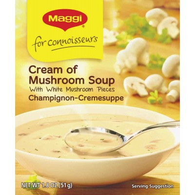 Maggi Cream of Mushroom Soup Mix