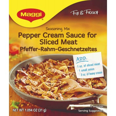 Maggi Pepper Cream