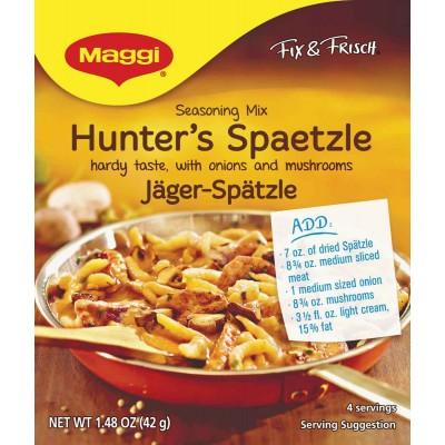 Maggi Hunters Spaetzle