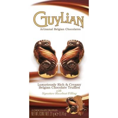 Guylian Hazelnut Seahorse 2 Piece Gift Box