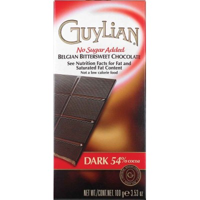 Guylian Dark Chocolate Bar