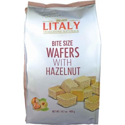 Litaly Hazelnut Wafer Bag