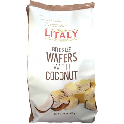 Litaly Coconut Wafers Bag