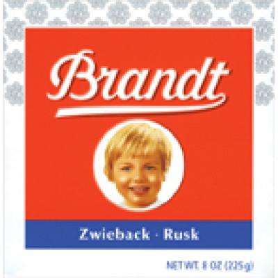 Brandt Zwieback Rust Toast