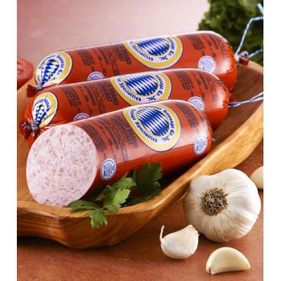 Stiglmeier Tiroler Jagdwurst with Garlic