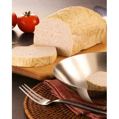 Stiglmeier Leberkase Cooked Pork and Veal Loaf