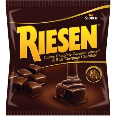 Riesen Chocolate Covered Caramels Bag