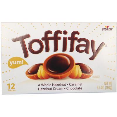 Toffifay Caramel Hazelnut Chocolate