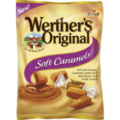 Werthers Original Dulce de Leche Peg Bag