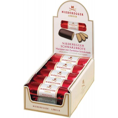 Niederegger Chocolate Covered Marzipan Loaf