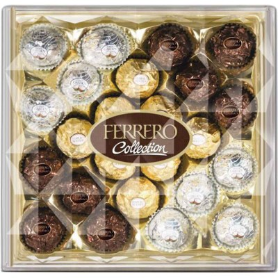 Ferrero Rocher Diamond Box Collection