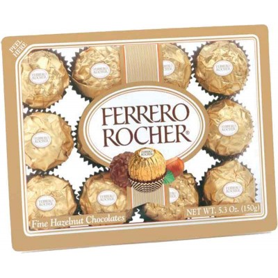 Ferrero Rocher 12 Piece Shelf Pack