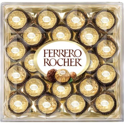 Ferrero Rocher 24 Piece Diamond Box