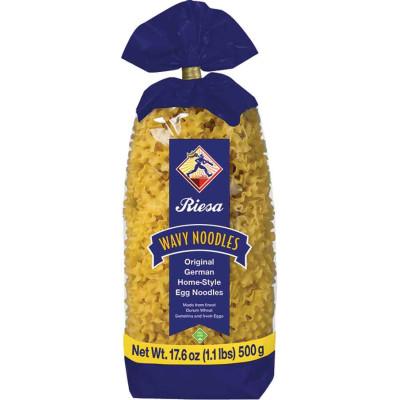 Riesa Wavy Noodles Bag