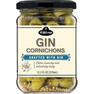 Kuhne Cornichons Gin Infused