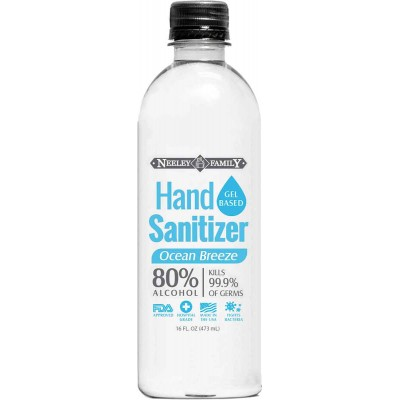 Neeley Family 80% Alcohol Hand Sanitizer