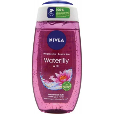 Nivea Waterlily and Oil Shower Gel