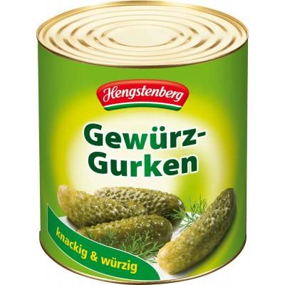 Hengstenberg Deli Gherkins