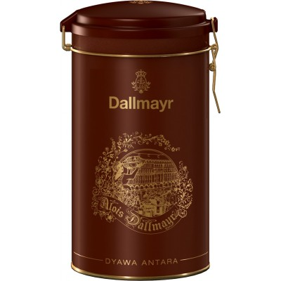 Dallmayr Dyawa Antara Ground Coffee Bronze Gift Tin