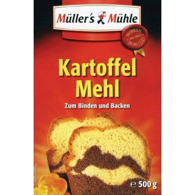 Mullers Potato Starch
