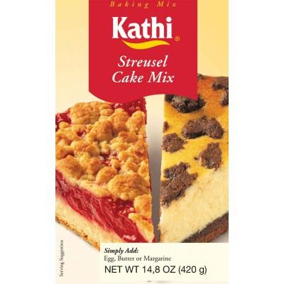 Kathi Streusel Baking Mix