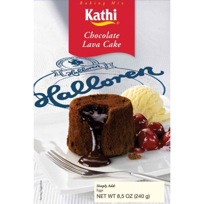 Kathi Chocolate Lava Baking Mix