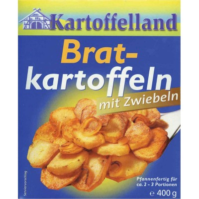 Kartoffelland Fried Potatoes with Onions Mix