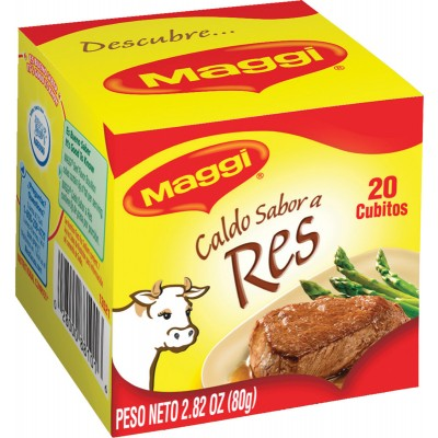 Maggi Beef Boullion