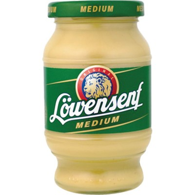Lowensenf Medium Mustard Jar