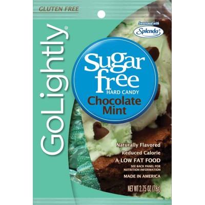Go Lightly Chocolate Mints Bag