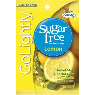 Go Lightly Lemon Drops Bag