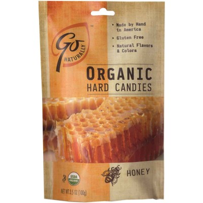 Go Organic Honey Natural Candy Bag
