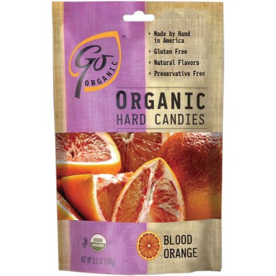 Go Organic Blood Orange Natural Candy Bag
