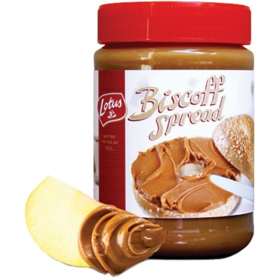 Biscoff Speculaas Spread