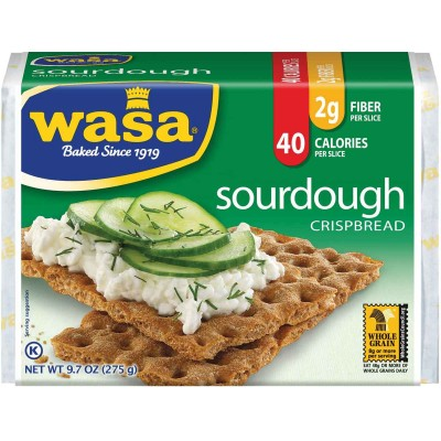 Wasa Classic Sourdough Rye Crispbread