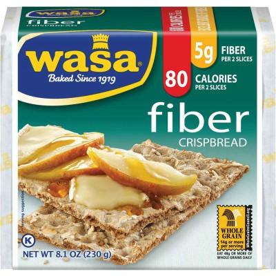 Wasa Classic Fiber Rye Crispbread