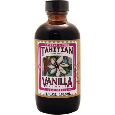 Lorann Gourmet Tahitian Vanilla Double Strength
