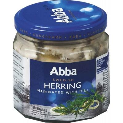 Abba Dill Jarred Herring