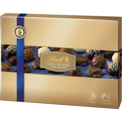 Lindt Classic Assorted Chocolates Gift Box