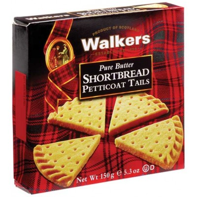 Walkers Shortbread Cookie Petticoat Tails