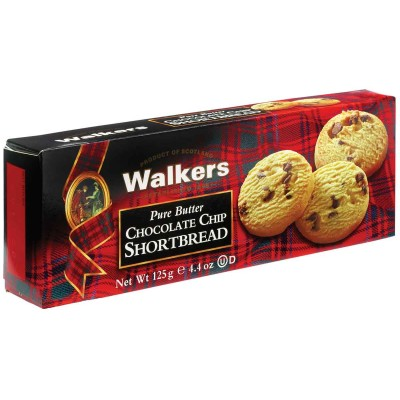 Walkers Shortbread Cookie Chocolate Chip