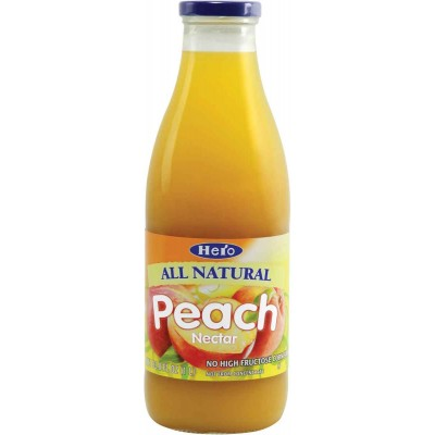 Hero Peach Nectar